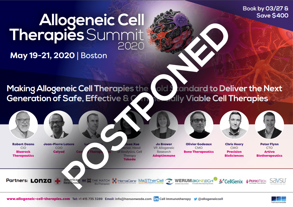 Allogeneic Conference